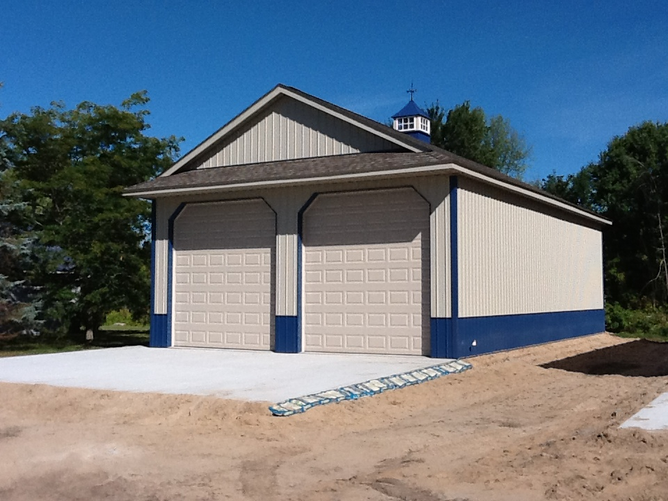 Custom pole buildings homes hagerman construction inc for Home building websites